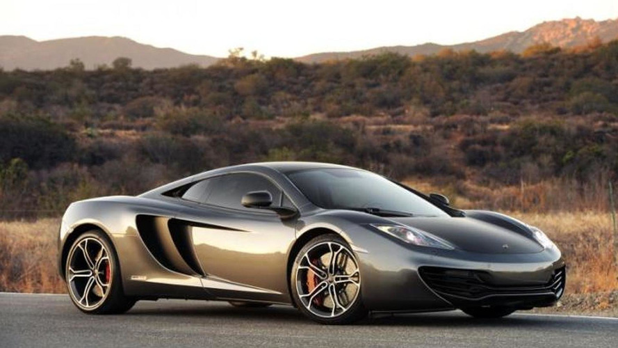 Hennessey McLaren MP4-12C HPE700 revealed