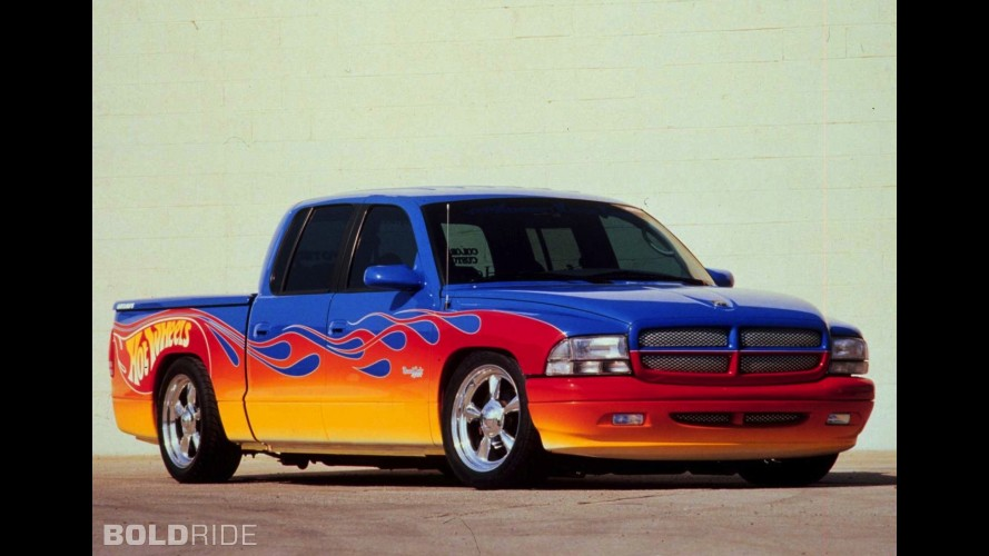 Dodge Hot Wheels Quad Cab Concept