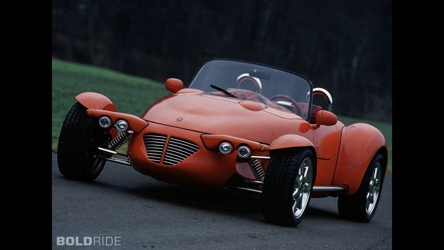 Rinspeed Roadster Concept