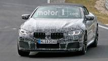 BMW M8 Convertible Spy Photos