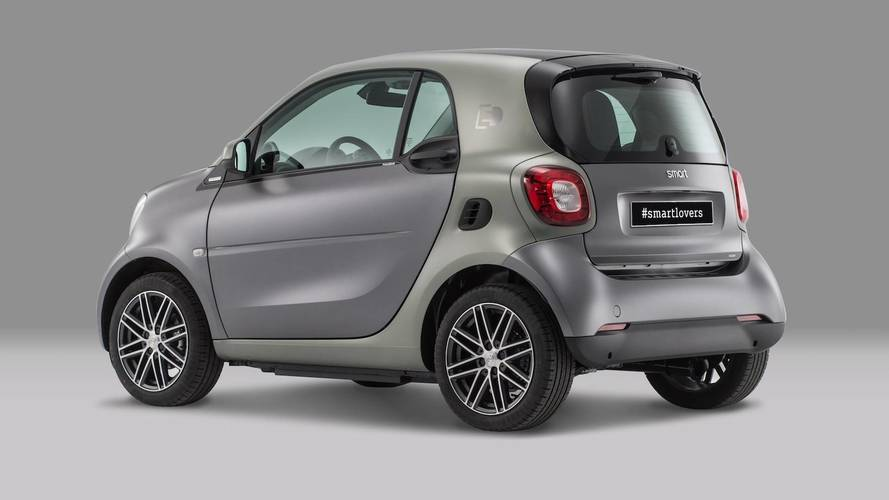smart fortwo electric Pull&Bear: a la moda