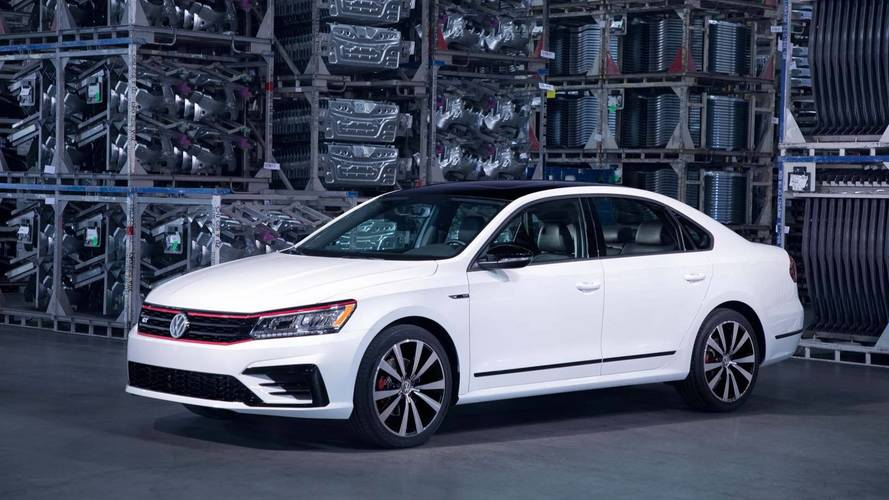 2018 Volkswagen Passat GT Seeks Sport Sedan Approval In Detroit