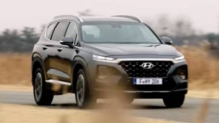 2019 Hyundai Santa Fe First Official Images Are Out [UPDATE]