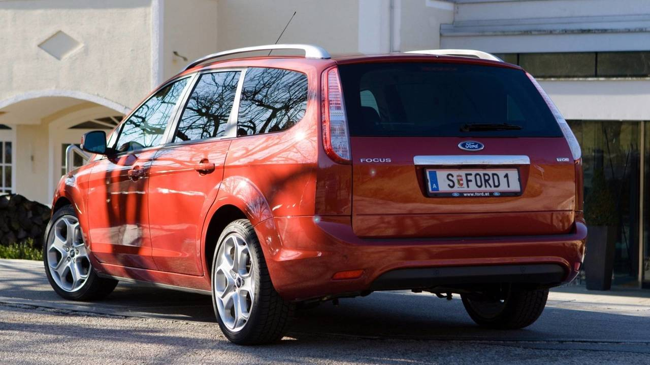 2008-2011 Ford Focus SW
