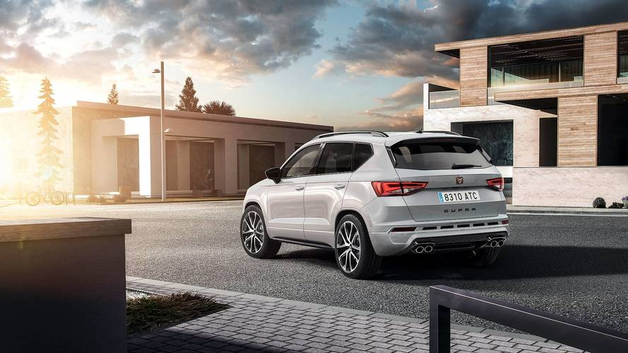 Hot Ateca kicks off new Cupra brand