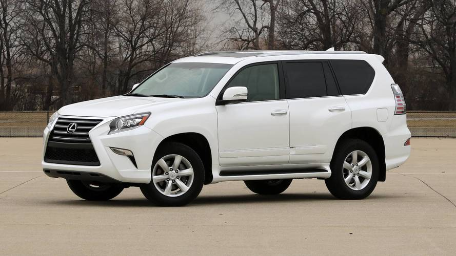 2018 Lexus GX 460 Review: Old-School And Proud