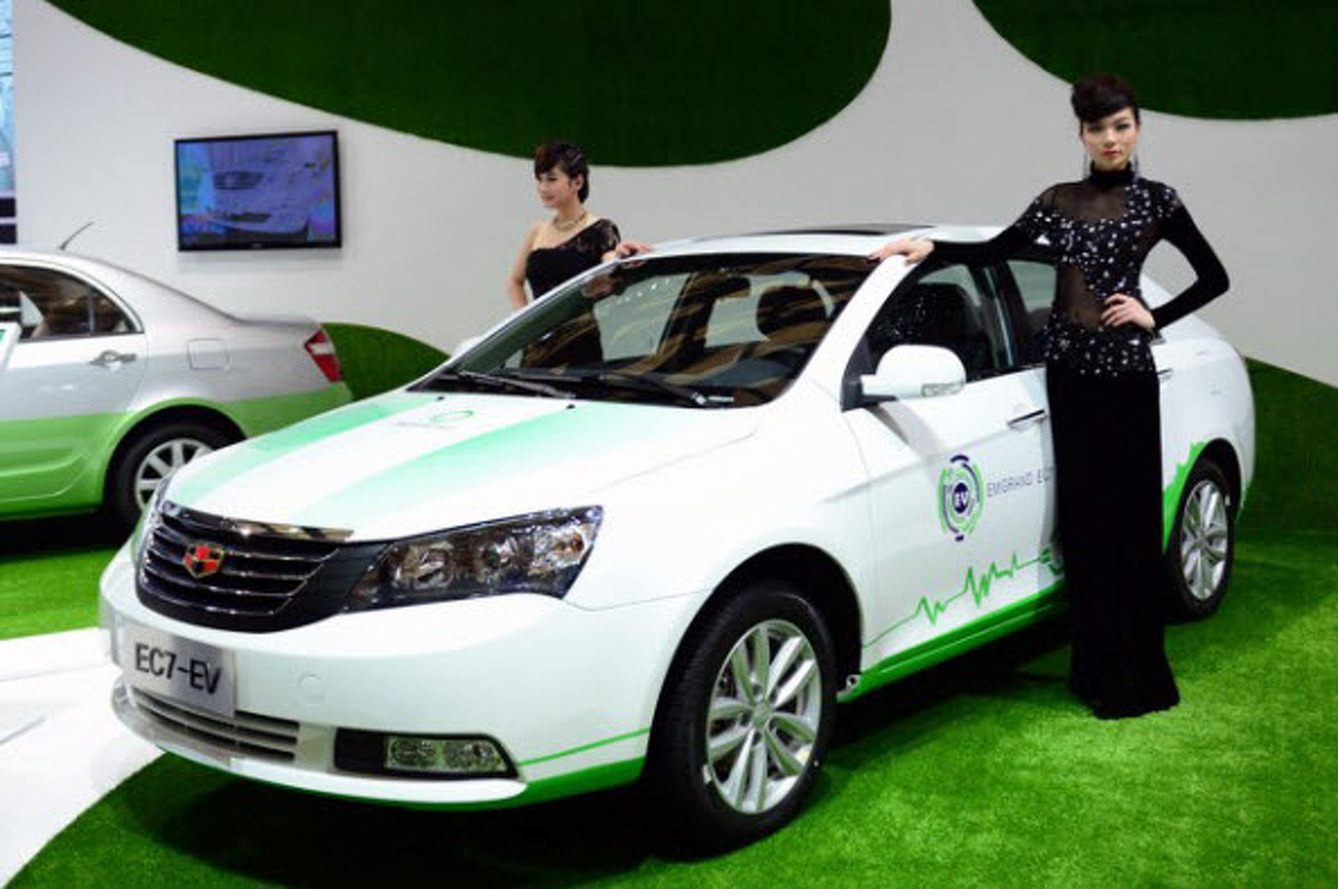 The Outlook for Chinese Cars at the 2014 NAIAS