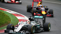 Analysis: How Hamilton vs Rosberg became an on-track battle