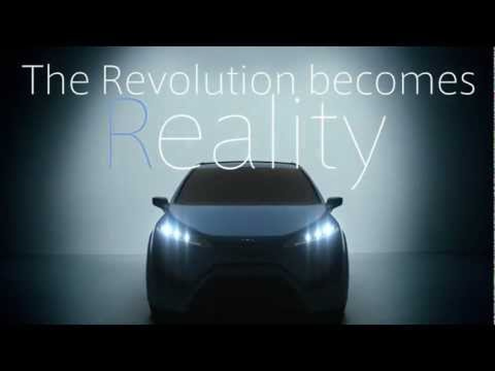 TOYOTA FCV-R The Revolution becomes Reality - 42nd Tokyo Motor Show 2011