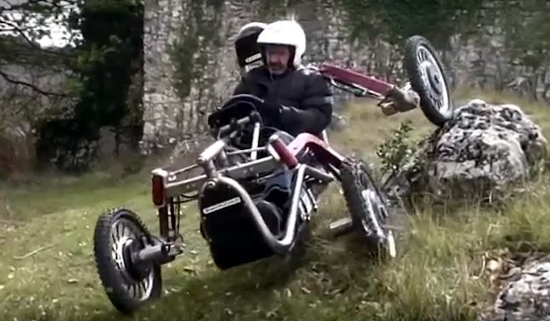Watch this French Off-Road Machine that Defies Logic!