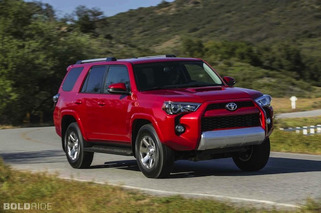 2014 Toyota 4Runner: How Crossovers Saved This Beloved 4x4