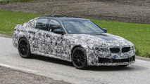 Next-generation BMW 5 Series spy photos