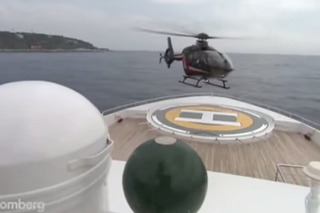 Rich People Problems: How to Land a Helicopter on a Yacht
