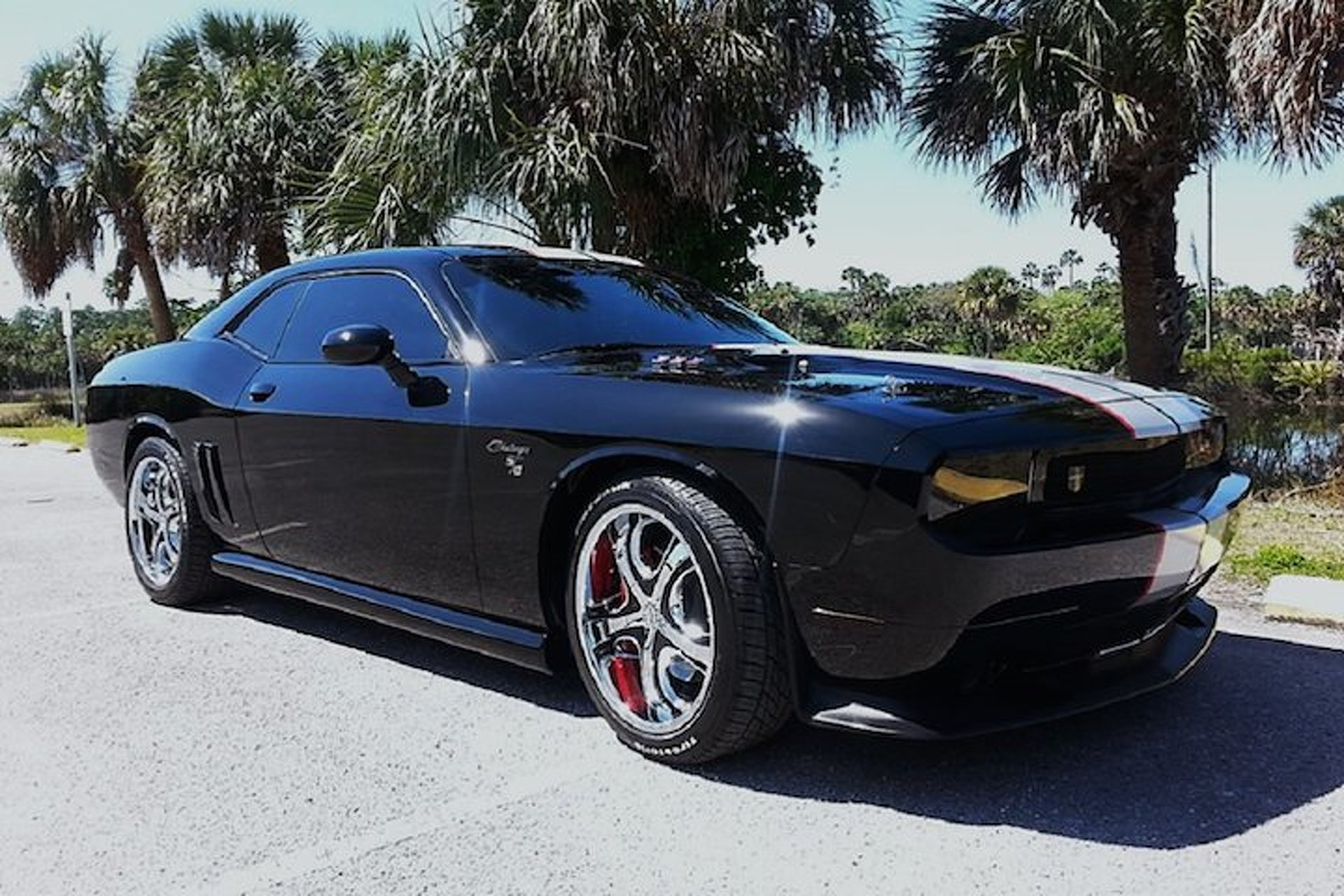 700HP Dodge Challenger SRT8 — No Hellcat Needed: Your Ride