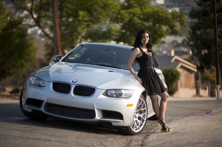 Meet Sera Trimble: Professional Female Stunt Driver, M3 Owner