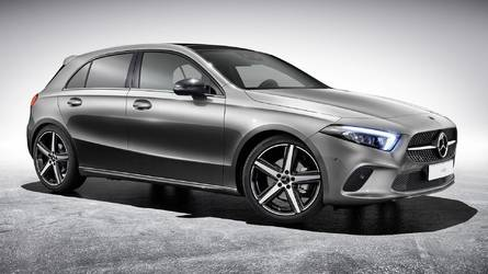 Mercedes Already Offering More Ways To Spice Up The New A-Class