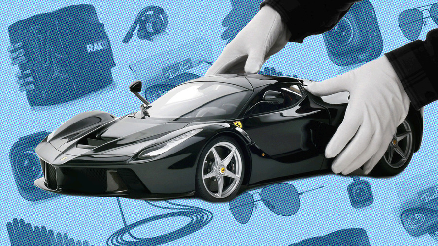 The Best Car-Themed Father's Day Gifts For Dad