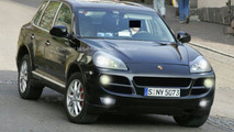 Porsche Cayenne Facelift - computer enhanced