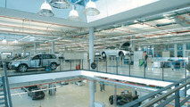 Audi Electronics Centre as a process-chain building (Part 2)