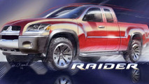 All-new Raider pickup and Eclipse sporty coupe debut at NAIAS