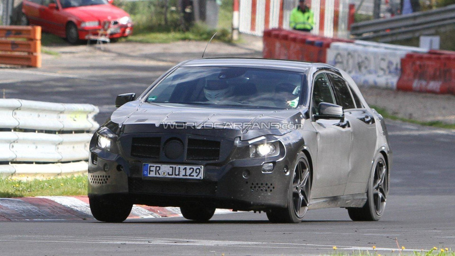 Mercedes A25 AMG to get at least 335hp