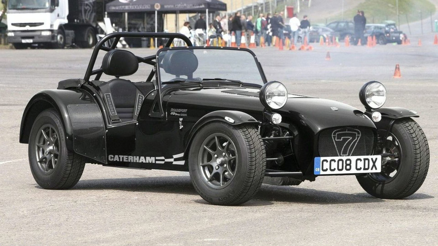 Limited Edition Caterham Seven CDX Unleashed
