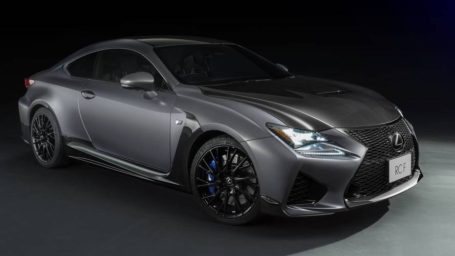 Lexus RC F 10th Anniversary Special Edition