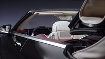 2017 Mercedes S-Class Cabriolet OLED