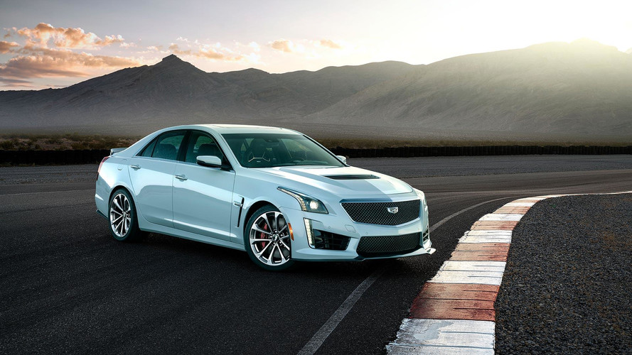 Cadillac CTS-V Glacier Edition Gets Icy Look, Packs On Features