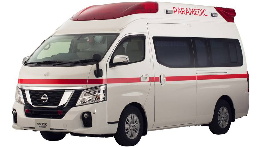 Nissan's new concept van will literally save lives