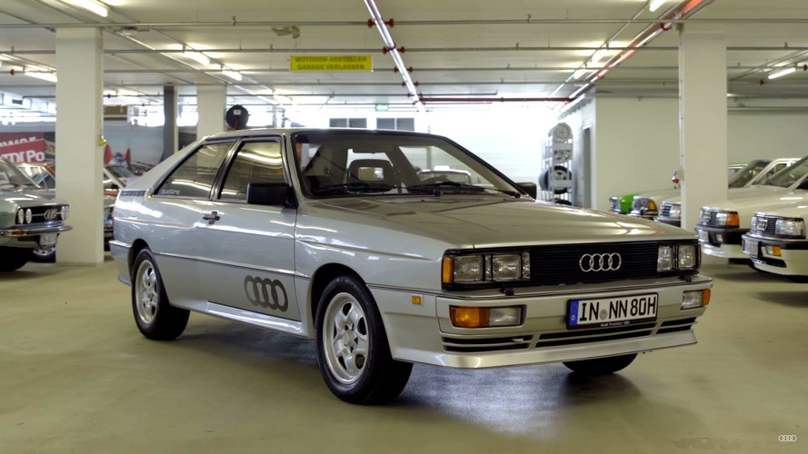 Audi Sport Revisits 5-Cylinder Engine Legacy In Mini Documentary