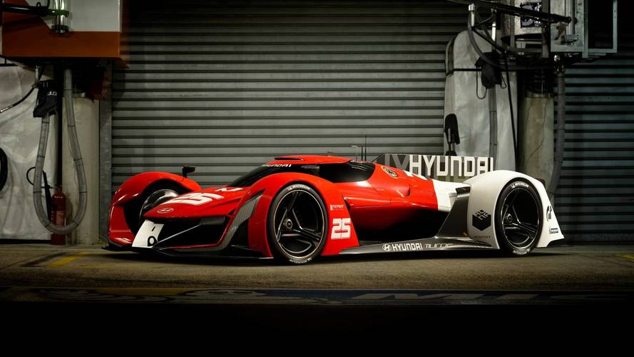 You Can Now Virtually Drive The Hyundai N 2025 Vision GT Concept
