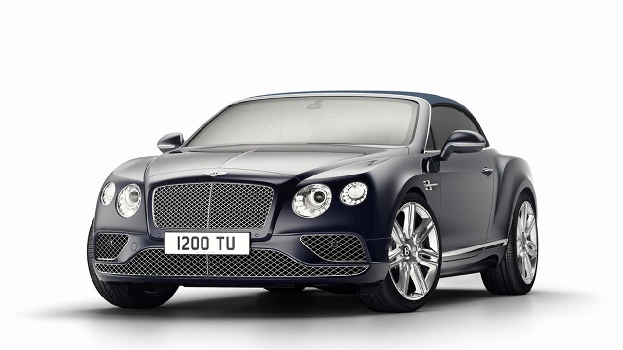 2017 bentley continental gt timeless series. Black Bedroom Furniture Sets. Home Design Ideas