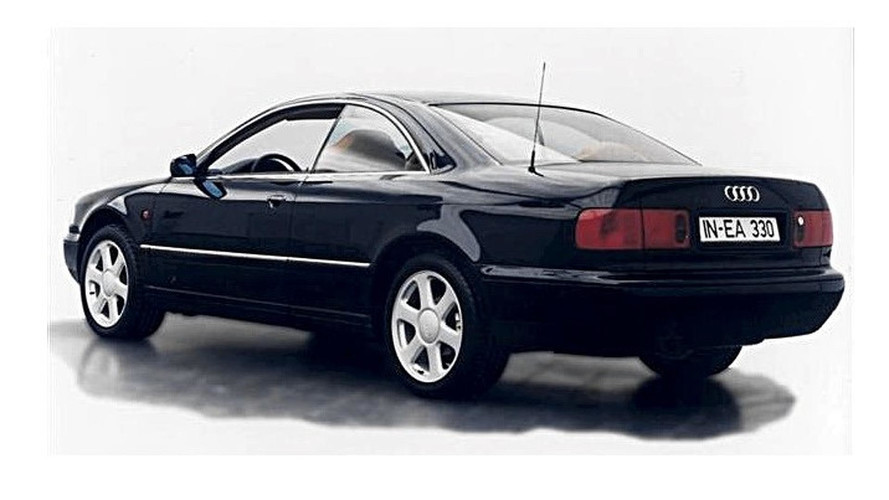 1997 Audi A8 Coupe IVM Automotive