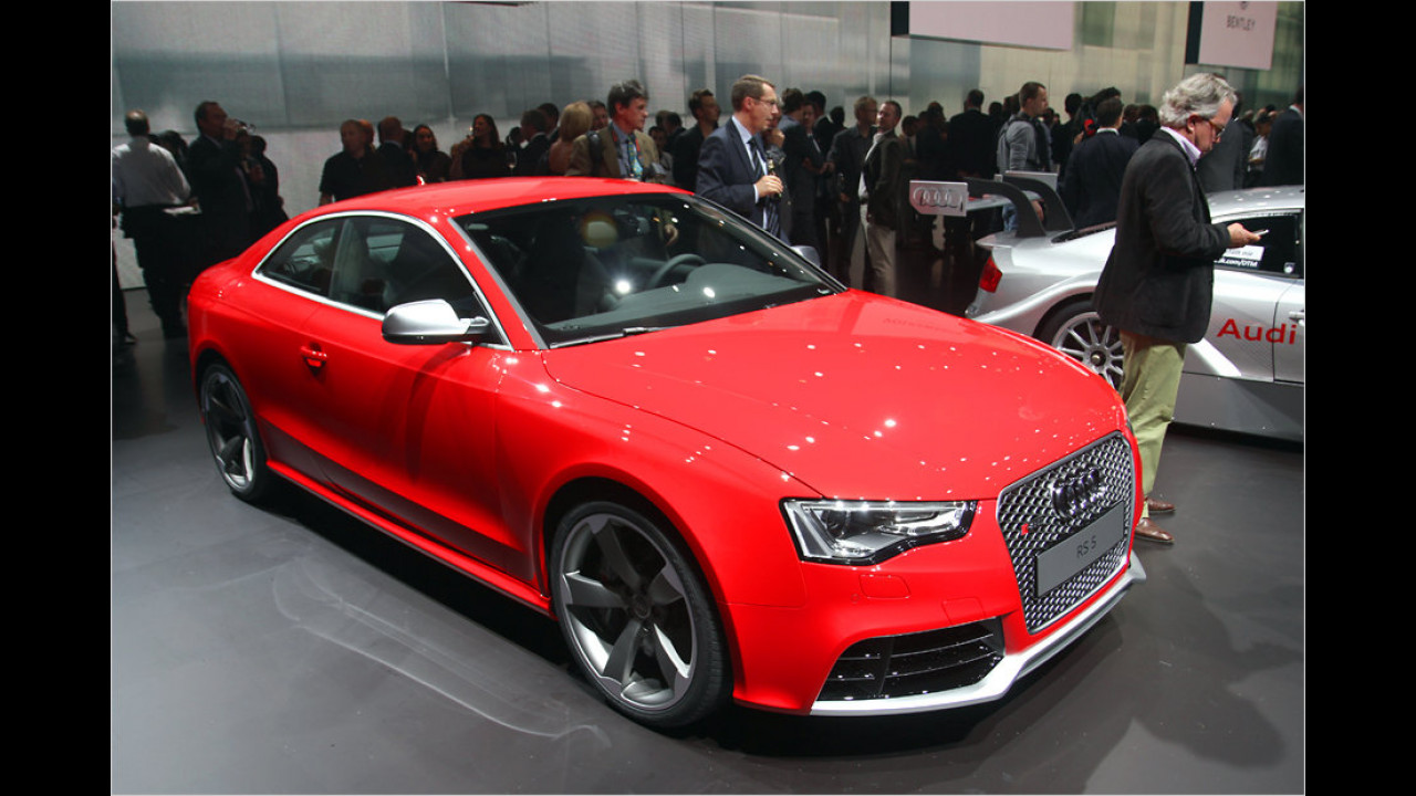 Audi RS 5 Facelift