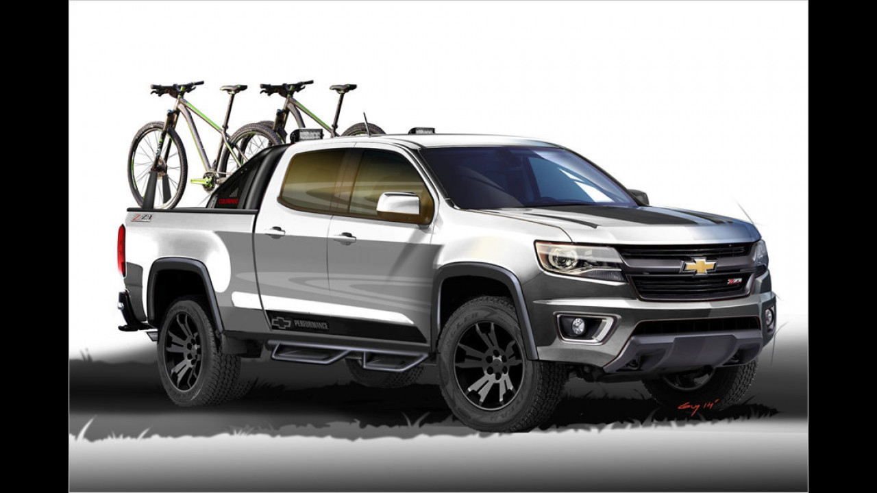 Chevrolet Colorado Sport Concept
