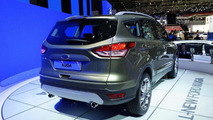 2013 Ford Kuga live in Geneva 06.3.2012
