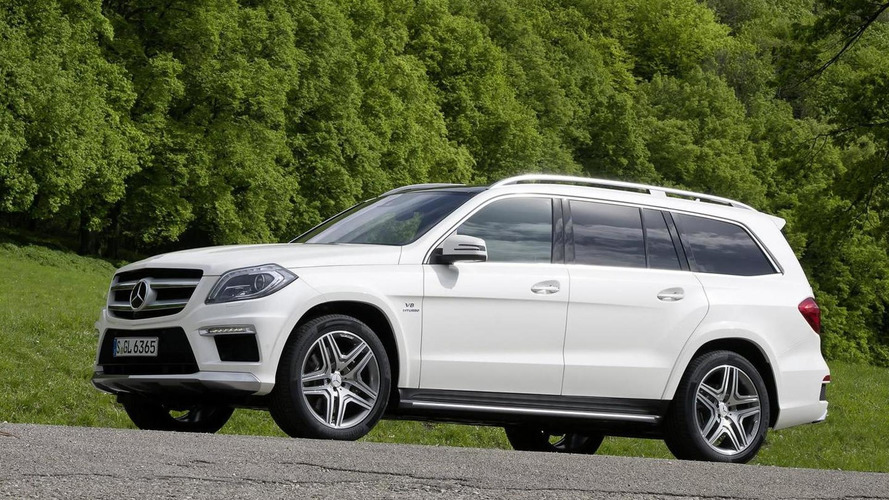 2013 Mercedes GL63 AMG introduced in Los Angeles, U.S. pricing announced