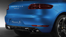 Porsche Macan with Sport Design package