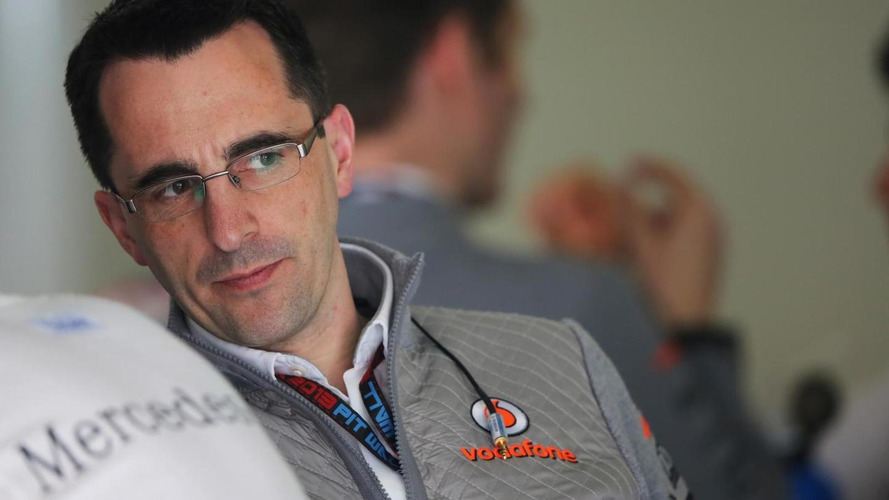 Button's McLaren engineer switches to Williams