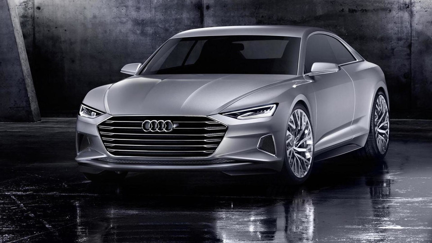 Audi Prologue concept driven on the streets of Los Angeles [video]