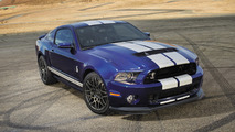 2014 Ford Mustang Shelby GT 500