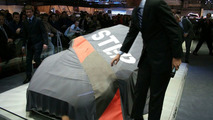 Spyker C8 Aileron Unveiled at Geneva