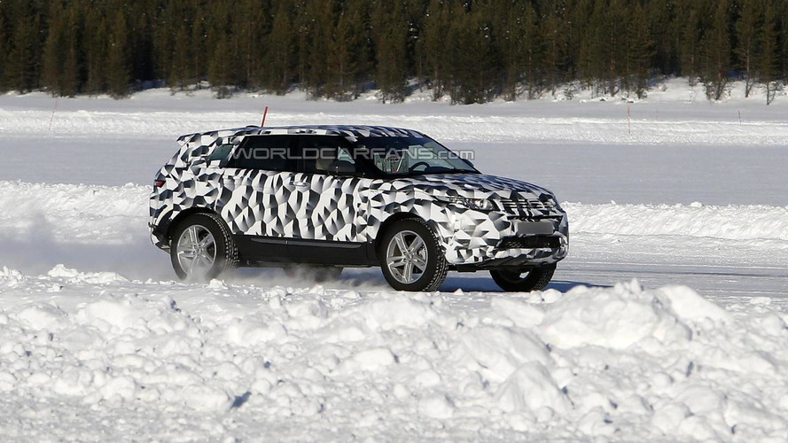 Land Rover Freelander replacement coming next year - report