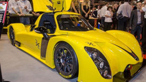 Radical Xtreme Coupe (RXC) at Autosport International 2013