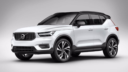 2018 Volvo XC40: Details, Pics, And Buying It Like You Would A Mobile Phone