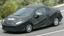 Peugeot 308 CC Spy Photo