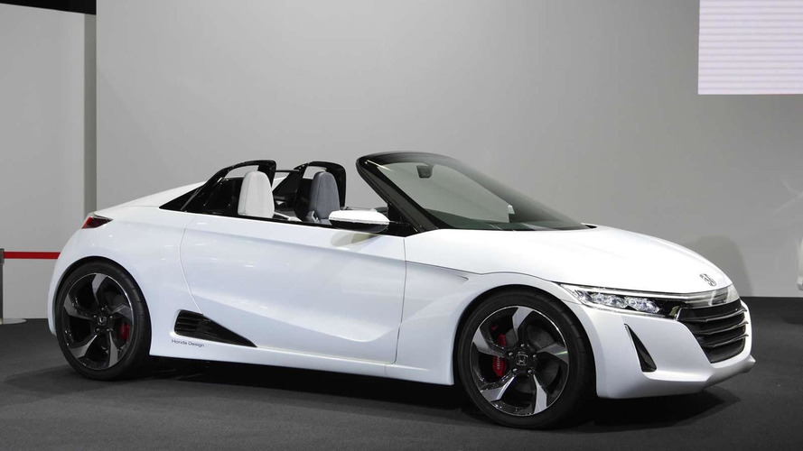 Honda S660 to be built in Japan starting 2015 - report