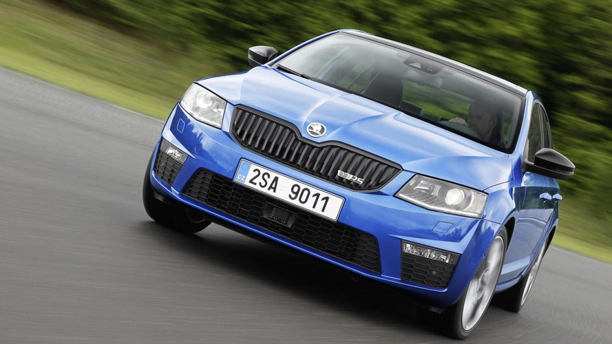 Skoda's sporty vRS models could be discontinued