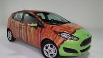 Ford Fiesta for International Bacon Day 29.08.2013